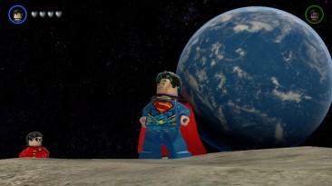 """LEGO Batman 3: Beyond Gotham """"MOS For New 52 Skin"""""""