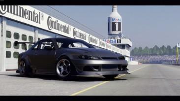 "CarX Drift Racing ""Nissan Silvia s15"""