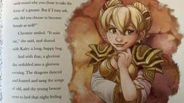 Blizzard раскрыла гендерную тайну гномки Хроми из World of Warcraft