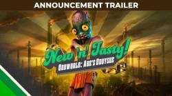 Oddworld: New 'n' Tasty! выйдет на Switch в октябре