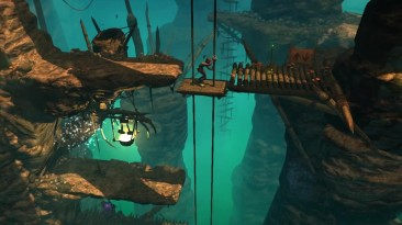 Храм парамитов #4 прохождение Oddworld New 'n' Tasty [PlayforJoy]