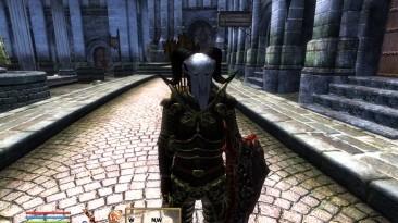 "TES 4: Oblivion ""Шлем-череп"""
