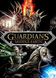 Обложка игры Guardians of Middle-earth