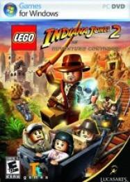 Обложка игры LEGO Indiana Jones 2: The Adventure Continues
