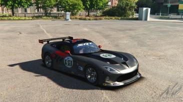 "Assetto Corsa ""Dodge Viper SRT GT-R 3"""