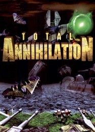 Обложка игры Total Annihilation