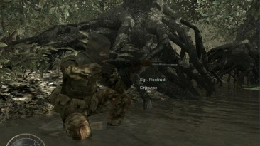 "Call of Duty: World at War ""Спецназ-гости из будущего"""