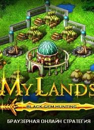 Обложка игры My Lands: Black Gem Hunting