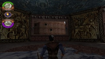 "Crusaders of Might & Magic ""Апскейл текстур с помощью ESRGAN"""