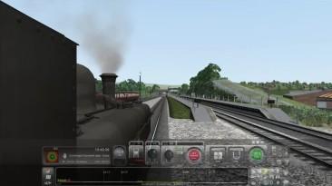 Train Simulator   Паровоз GWR Pannier 5709   Riviera Line 1950s