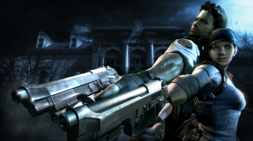 Resident Evil 5: Gold Edition не поддерживает режим сплит-скрина