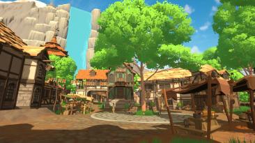 Разработка MMORPG TitanReach будет продолжена благодаря анониму, который профинансировал весь проект