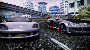 """Need for Speed: Most Wanted """"Project:HD - ReShade и новые текстуры"""