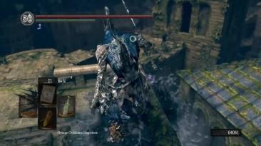 Мод Age of Fire для Dark Souls Remastered позволяющий сыграть за боссов