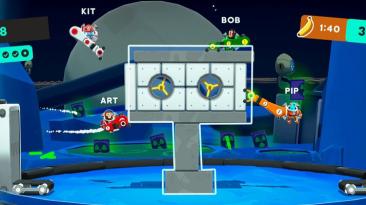 Кооперативная конструкторская игра Bonkies посетит PS4, Xbox One, Switch и PC этим летом