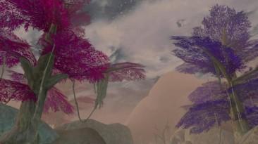 "Morrowind ""Яркие Деревья"""