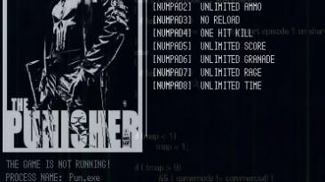 The Punisher: Трейнер/Trainer (+8) [1.0] {LIRW / GHL}