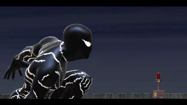 "Spider-Man: Web of Shadows ""Скин Crooked Lines"""
