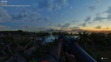 "Far Cry 6 ""Масштабируемый Viewmodel FOV"""
