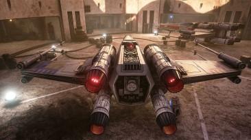 """Star Wars: Dark Forces """"Первый уровень на Unreal Engine 4"""""""