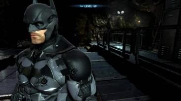 "Batman: Arkham Origins ""Batman AK: Batsuit v8.04"""