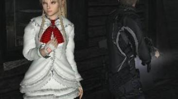 """Resident Evil 4 """"Lili из Tekken 6"""""""