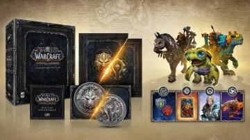 World of Warcraft: Battle for Azeroth - Ограниченное коллекционное издание для PC}