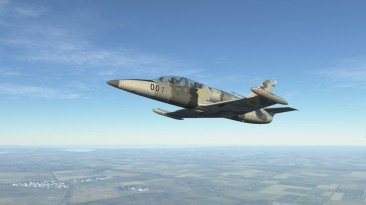 "DCS World ""L-39C Albatros: ВВС Украины"""