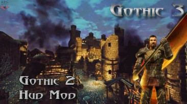 "Gothic 3 ""Hud Mod"""