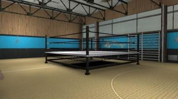 "Half-Life 2 ""Карта - Wrestling School Gym Arena"""
