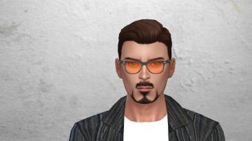 """The Sims 4 """"Tony Stark by Ria Hok"""""""