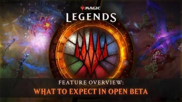 Детали бета-версии в новом ролике Magic: Legends