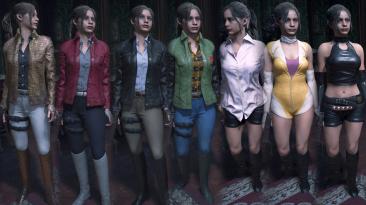 "Resident Evil 2 ""Набор костюмов Ребекки для Клэр"""