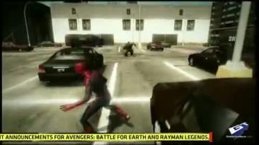 "The Amazing Spider-Man ""E3 2012 Геймплей"""