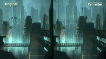 "BioShock ""Сравнение граифики Original vs. Remaster на PC"""