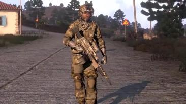 DLC Marksmen для Arma 3 уже доступно