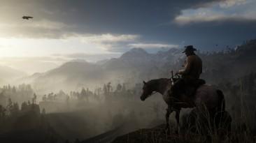 Red Dead Redemption 2 не пользуется особой популярностью в Steam