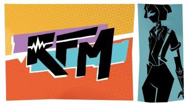 Анонсировна RFM: стильный экшен-рогалик в ретрофутуризме