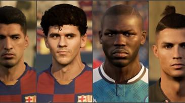 """FIFA 20 """"Facepack by Wichanwoo"""""""