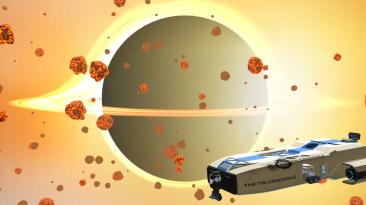 Видео игрового процесса космического симулятора на выживание Space Crew