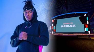 В Roblox пройдет концерт рэпера KSI