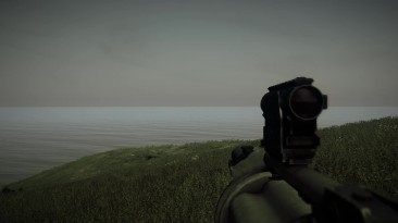 Секретное оружие М32 Многозарядный гранатомет из Operation Flashpoint: Dragon Rising