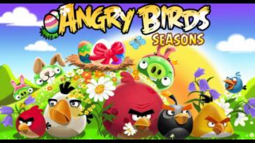 Грядет вторая часть Angry Birds