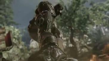 "Gears of War 3 ""Геймплей под музыку"""