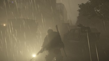 В The Division 2 на PS5 вернули дым и туман