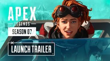 Новые персонаж, карта и транспорт - трейлер седьмого сезона Apex Legends