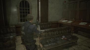 """Resident Evil 2 """"Reshade высокой эффективности для DX11"""""""