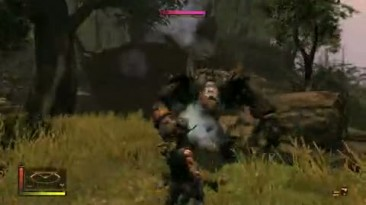 "Bionic Commando ""GDC 2008: Mech Battle Gameplay"""