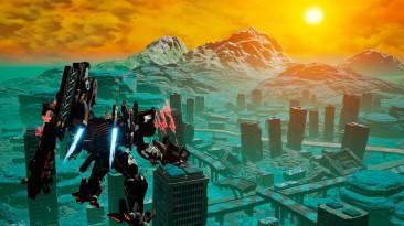 В Steam для предварительного заказа стала доступна игра Daemon x Machina