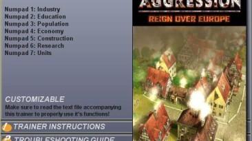 Агрессия (Aggression): Трейнер (+7) [1.0]